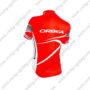2015 ORBEA Riding Jersey Maillot Shirt Red