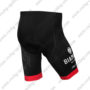 2015 Team BIANCHI Biking Shorts Bottoms Black Red