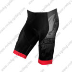 2015 Team BIANCHI Cycle Shorts Bottoms Black Red2015 Team BIANCHI Cycle Shorts Bottoms Black Red