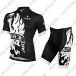 2015 Team BIANCHI Cycling Kit Black