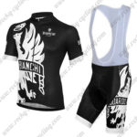 2015 Team BIANCHI Riding Bib Kit Black