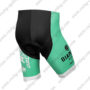 2015 Team BIANCHI Road Bike Shorts Bottoms Green