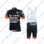 2015 Team DE ROSA Santini Cycling Bib Kit