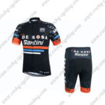 2015 Team DE ROSA Santini Cycling Kit