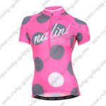 2015 Team Nalini funtional Women's Lady Cycling Jersey Maillot Shirt Pink2015 Team Nalini funtional Women's Lady Cycling Jersey Maillot Shirt Pink