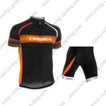 2015 Team ORBEA Bicycle Kit Black Orange