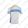 2015 Team ORBEA Biking Jersey Maillot Shirt White Blue