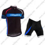 2015 Team ORBEA Cycle Kit Black Blue