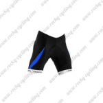 2015 Team ORBEA Cycle Shorts Bottoms Black Blue