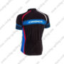 2015 Team ORBEA Riding Jersey Maillot Black Blue