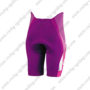 2015 Team SCOTT Women's Lady Biking Shorts Bottoms Purple White