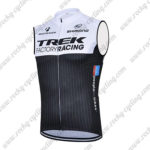 2015 Team TREK FACTORY RACING Sleeveless Vest Tank Top White Black