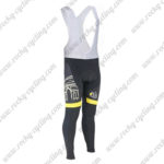 2015 Team Tour de France Cycle Long Bib Pants Tights Black Yellow2015 Team Tour de France Cycle Long Bib Pants Tights Black Yellow