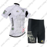 2015 Team Tour de France Cycling Kit White