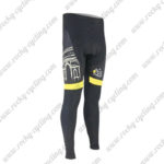 2015 Team Tour de France Cycling Long Pants Tights Black Yellow2015 Team Tour de France Cycling Long Pants Tights Black Yellow