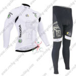 2015 Team Tour de France Cycling Long Suit White