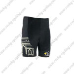 2015 Team Tour de France Cycling Shorts Bottoms Black