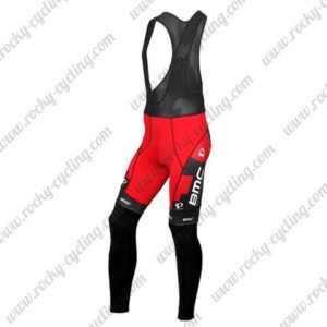 2016 Team BMC Bike Riding Long Bib Pants Tights