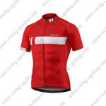 2016 Team GIANT Riding Jersey Maillot Shirt Red White
