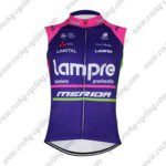 2016 Team Lampre MERIDA Riding Sleeveless Vest Tank Top Blue