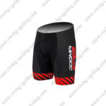 2016 Team PINARELLO DOGMA F8 Cycle Shorts Bottoms Black Red