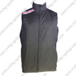 2016 Team Rapha Cycling Vest Sleeveless Waistcoat Rain-proof Windbreak Black