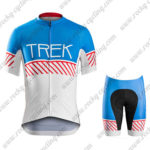 2016 Team TREK Bike Kit Blue Red White
