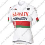2017 Team BAHRAIN MERIDA Cycling Jersey Maillot Shirt White