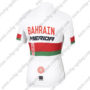 2017 Team BAHRAIN MERIDA Riding Jersey Maillot Shirt White
