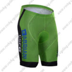 2017 Team BARDIANI CSF Cycling Shorts Bottoms Green Black