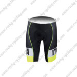 2017 Team ITALIA Sportful Cycle Shorts Bottoms Yellow Black