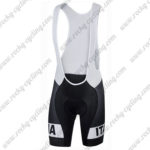 2017 Team ITALIA Sportful Racing Bib Shorts Bottoms Yellow Black