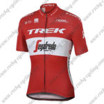 2017 Team TREK Segagredo Australia Champion Cycling Jersey Maillot Shirt Red White