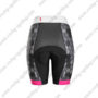 2017 Team TREK Womens Lady Cycle Shorts Bottoms Black Pink