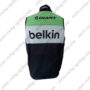 2014 Team Belkin GIANT Biking Vest Sleeveless Waistcoat Rain-proof Windbreak Green Black