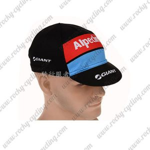 2016 Team GIANT Alpecin Cycling Cap Hat Black Red Blue
