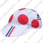 2016 Team Tour de France Cycling Cap Hat Polka Dot