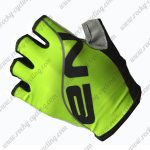 2017 Team NALINI Cycling Gloves Mitts Half Fingers Green