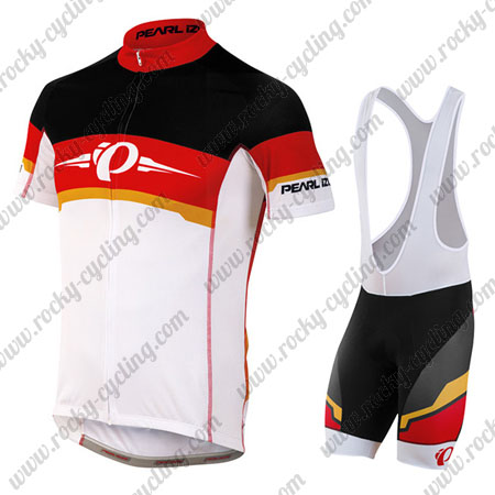 2017 Team PEARL IZUMI Pro Cycle Outfit Riding Jersey and Padded Bib ... 0c8ad7893
