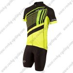 2017 Team PEARL IZUMI Cycling Kit Black Yellow