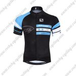 2017 Team PINARELLO Cycling Jersey Maillot Shirt Black Blue