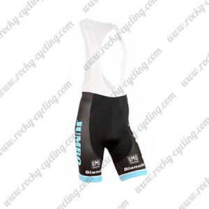 2015 Team LOTTO JUMBO Riding Bib Shorts Bottoms Black Blue