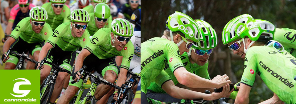 2017 Team Cannondale Cycling