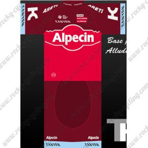 2017 Team KATUSHA Alpecin Cycling Kit Red