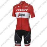 2017 Team TREK Segafredo Australia Champion Cycling Set Red White