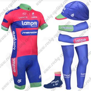 2013 Tam Lampre MERIDA Cycling Set 6 Pieces