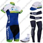 2015 Team ORICA Cycling Bib Set 6 pieces