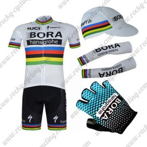 2017 Team BORA hansgrohe Cycling Set 5 pieces
