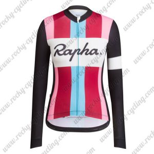 2017 Team Rapha Womens Cycling Long Jersey
