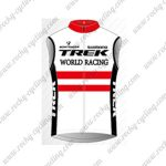 2017 Team TREK Austria Cycling Jersey Maillot Shirt White